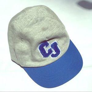 🔵CJ Kids Baseball Hat